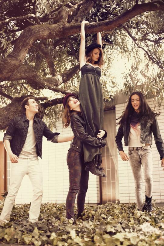 Editorial de Moda en Bogota